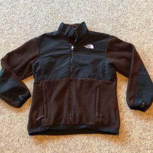 The North Face brown Denali Fleece Jacket sz L